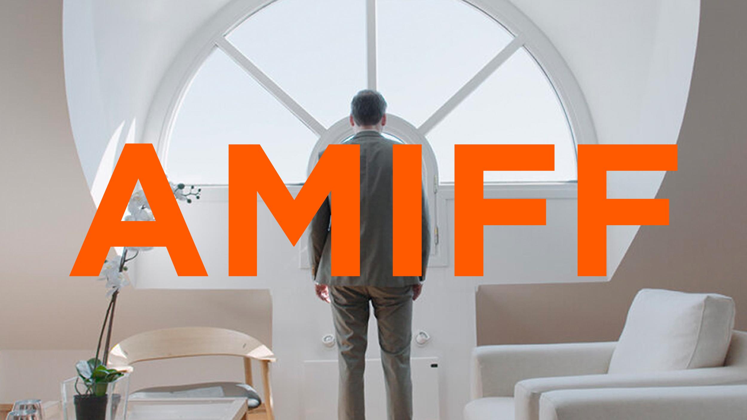 Amiff font